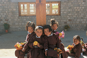 Druk Whits Lotus School, Ladakh