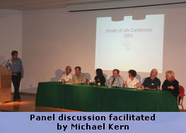 Panel discussion facilitated by Michael Kern